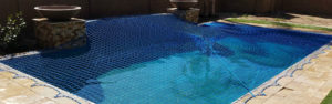 plasa protectie piscina