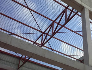 Plase de protectie anticadere constructii TIP