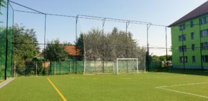 constructie teren de fotbal